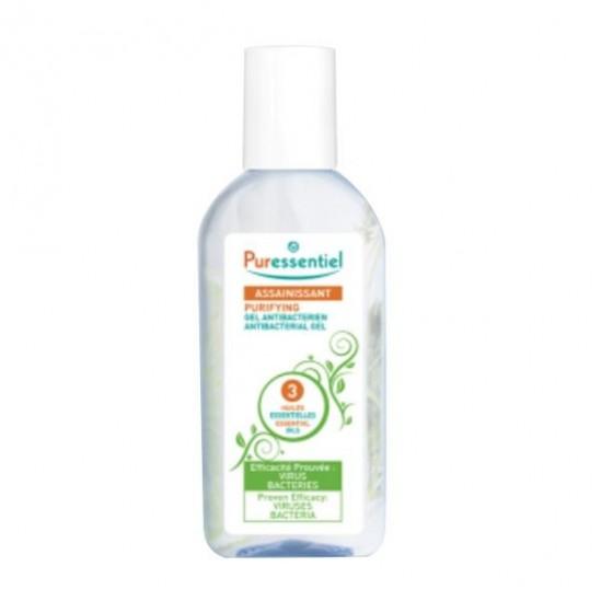 Produits Puressentiel Gel Hydro Alcoolique Antibacterien 80ml
